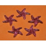 Стразы морская звезда, 20мм - 50 шт.