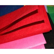 Фетр, размер 20х30см, выбор из 20 цветов, 1шт