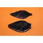 Двухсторонний молд лепесток лилии, большой - А26