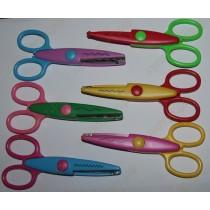 Фигурные ножницы 14 видов