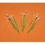 Тычинки лилии 80мм 1шт.