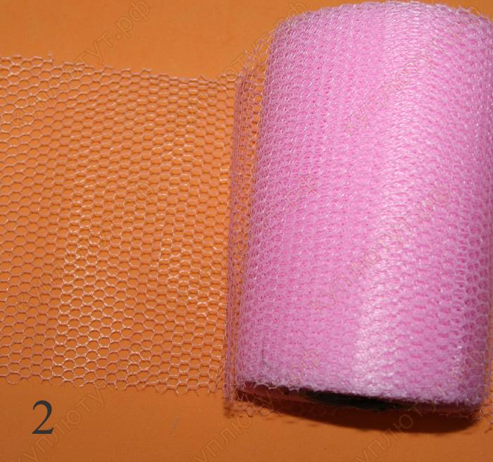 Лента-сетка для свадебных машин, 3 цвета, 15 метров