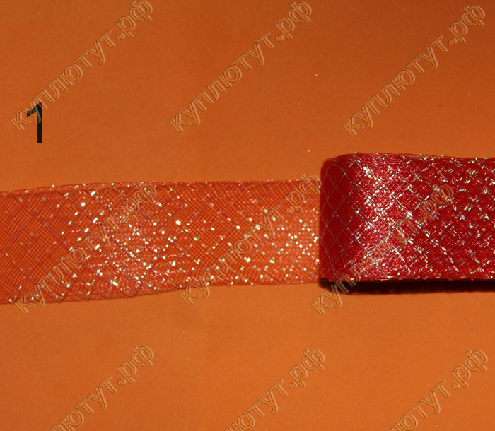 Эластичная лента для упаковки, 12 цветов, 1 метр